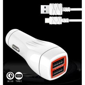 갤럭시노트10차량용충전기 고속충전기 USB 2포트 멀티