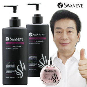 정품 스와니브 올인원 1000ml+향수 남성 화장품 후기