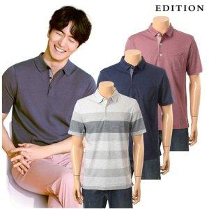 S/S 반팔 카라 티셔츠  9종 택 1 ( NEZ2TT1901 NEZ2TT1903 )