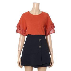 샤이샤이 소매날개 포인트 티셔츠 TIC8TS800F