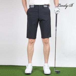 SH 3602 여름 골프바지 스판 반바지 남자 골프웨어