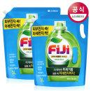 FiJi 피지 파워젤 액체세제 오리지널 2Lx2