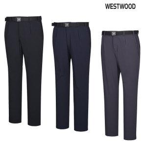 웨스트우드 남성 여름 원턱팬츠 WK2MTPL553