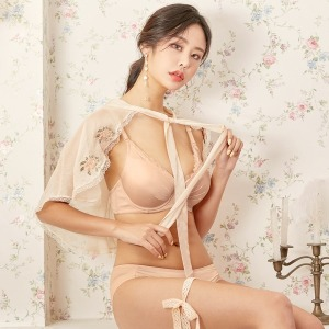 브라썸/빅사이즈/C/D/E컵/F컵/브라팬티세트/여성속옷