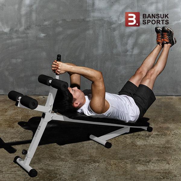반석스포츠 비스펙 싯업벤치 윗몸일으키기기구