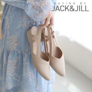 잭앤질 바잉 젤리 웨지샌들(JA0265S)