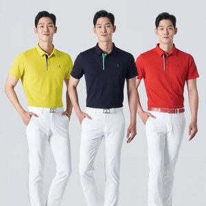 빈폴골프  남성 클래식 에센셜 칼라 티셔츠 6종택1