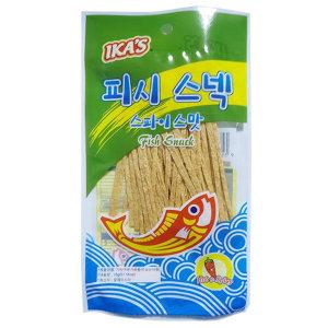 피시 스넥 스파이스맛 15g/쥐포/꾸이킹/벤토/오징어채