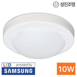 LED 현관 직부등 PC 10W