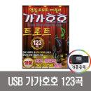 USB 가가호호 트로트 123-신나는 트로트 메들리 인기 U