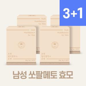 3+1 모앤 멀티밸런스 포맨 / 쏘팔메토효모 사은품증정