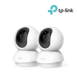 Tapo C200(2 pack) CCTV 1080P 360도 회전형 IP카메라