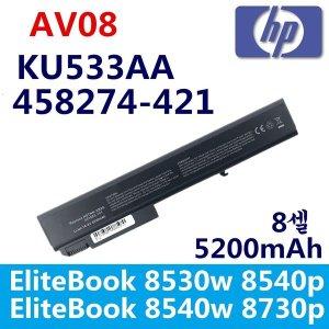 HP AV08 HSTNN-XB60  KU533AA EliteBook 8540p/8540w