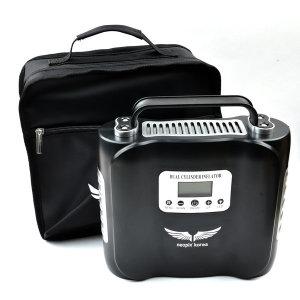 타이어 공기주입기 CPS-120 듀얼실린더 /공기압 체크