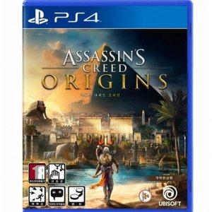 PS4 어쌔신크리드 오리진스 오리진 한글 상태좋은중고