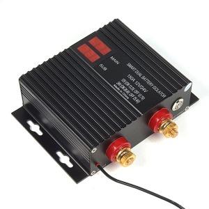 주행충전기 150A 250A 배터리충전 릴레이 캠핑카 요트