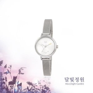(신세계김해점)OST 북두칠성 여성 실버 메탈시계(OTW119V02TSS)