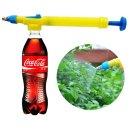 페트병 원예 물분무기-화분 식물 물총 스프레이건