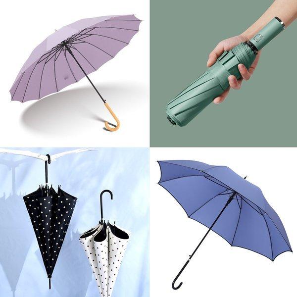 12 UV 우산 장우산 3단우산 3단 자동우산 양산 우양산
