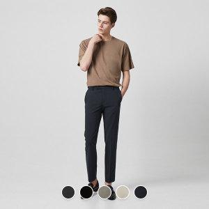 남성 쿨 히든밴딩 슬림핏 슬랙스 10110502
