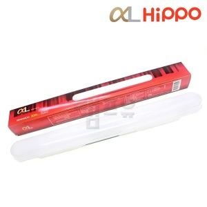 히포 LED등기구 일자등 30w/파인 형광등/두영/필립스