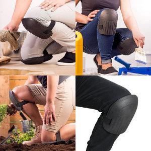 작업용 무릎보호대 타일 쿠션패드 산업용 무릎 패드