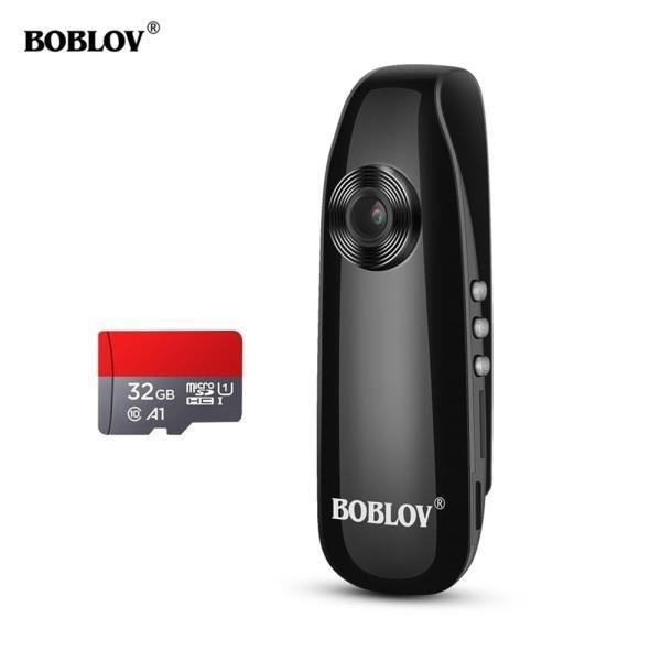 Boblov 007 미니 카메라 1920x108HD 해상도 디지털 카