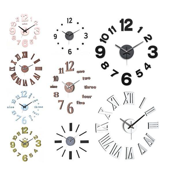 DIY벽시계 / 인테리어시계 / 무소음벽시계 / 벽시계