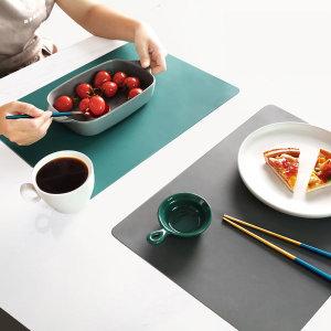 식탁매트 실리콘 방수 데이블매트 방열깔개 주방용품
