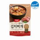 동원 양반 숙성 돼지고기 김치찌개 460g 1팩