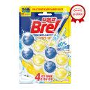 브레프 파워액티브 레몬 2P 변기세정제