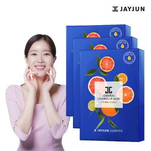 에센셜 카밍 업 마스크 10매 x3팩(총 30매) - 상품 이미지