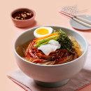 행복막국수 비빔막국수 (150g+비빔장50g) / 쿠폰할인