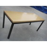 (삼빵1)나무+철재/회의용테이블(중고)경남양산서창