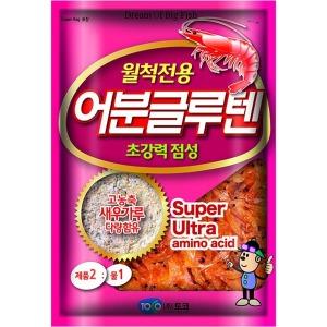 민물떡밥 토코 월척전용 옥수수 어분글루텐 (덕용)
