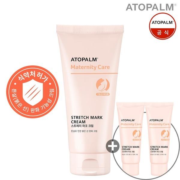 2월제조)아토팜 임산부 튼살크림+40ml/오일/레그크림