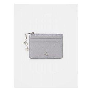 빈폴ACC 루시 카드지갑 - Grey (BE01A4T053)
