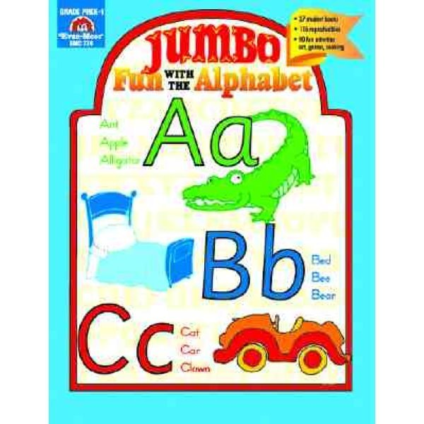 Jumbo Fun with the Alphabet...