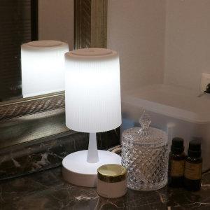 미노 테이블 스탠드 조명 무드등 수유등 밝기조절가능