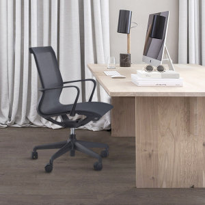 10년 보증 큐브 세계최고 품질인증 풀메쉬 책상의자