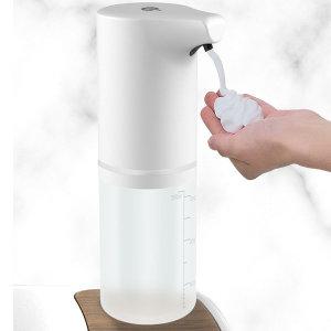스마트 손세정 거품기 자동손세정거품기 내장배터리