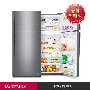 LG  공식판매점 LG 일반냉장고 B477SM (480L)