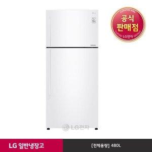 LG  공식판매점 LG 일반냉장고 B477WM (480L)