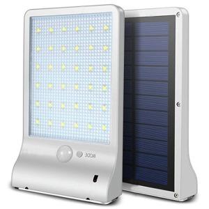 36LED 태양광 센서등 태양열 정원등 가로등 조명 전등