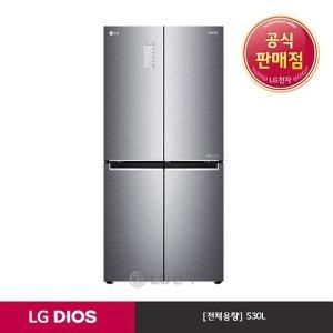 S  E  공식판매점  LG전자  LG DIOS 매직스페이스 세미빌트인 냉장고 F531S35 (530L)