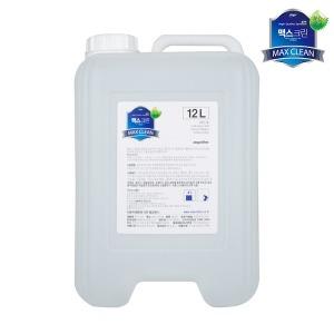 맥스크린 살균소독제 10L +2L 미산성 차아염소산 소독