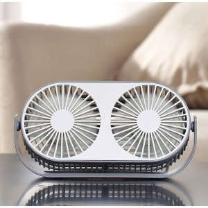 초특가 탁상용 강력선풍기 3단조절 저소음 미니선풍기