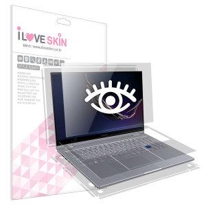 갤럭시북 플렉스 알파 15 고광택 액정+외부필름 2매