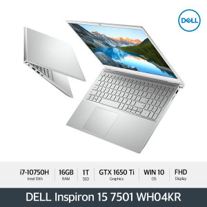 DELL Inspiron 15 7501-WH04KR 신모델 인기노트북