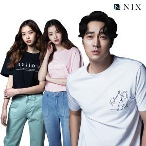 닉스 신상 소지섭 착장 반팔티/반바지 외 시즌오프